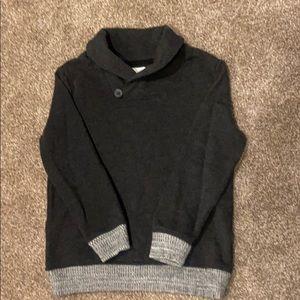 Boys cat & Jack sweater